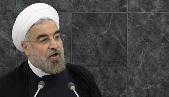 Iran President: Israel must join non-nuclear treaty