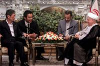 Iran wants wold WMDs eliminated