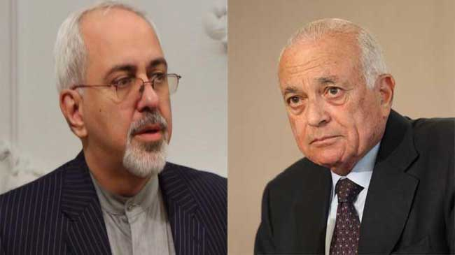 Photo of Iran's foreign minister, Arab League's chief discuss Syria crisis