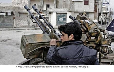 Photo of Israeli terrorist killed in Syria battle