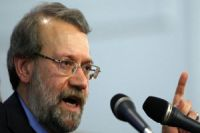 Larijani echoes warning on Syria war