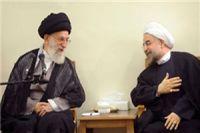 Leader of Islamic Revolution receives Iranian president
