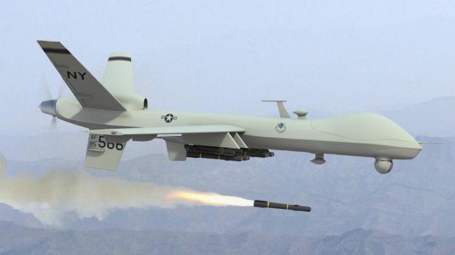 Pakistan slams US drone terror drone campaign in tribal region