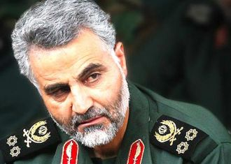 Qods Force chief to give speech on Syria today