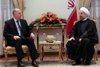 Photo of Rouhani Blames Big Powers for Regional Problems