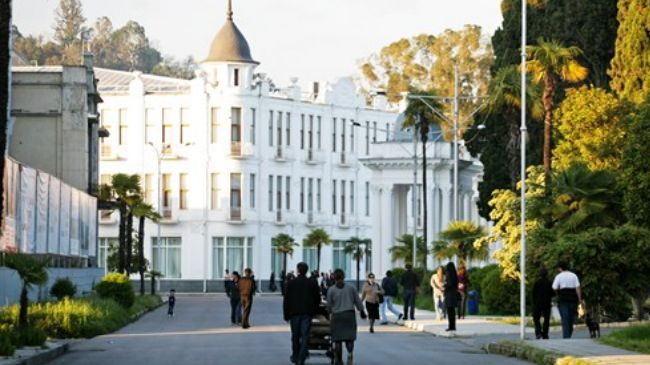 Senior Russian diplomat assassinated in Abkhazia