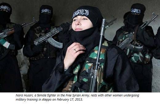 Photo of Tunisian girls return home pregnant after Syria 'Jihad al-Nikah'