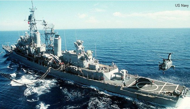 Photo of Great Satan US Navy redeploys warships in mideast