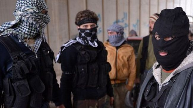 US spurs Syria militants to use chemical weapons