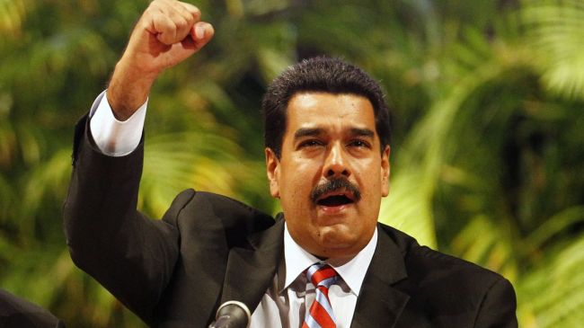 Venezuela's President Maduro cancels UN trip over threats