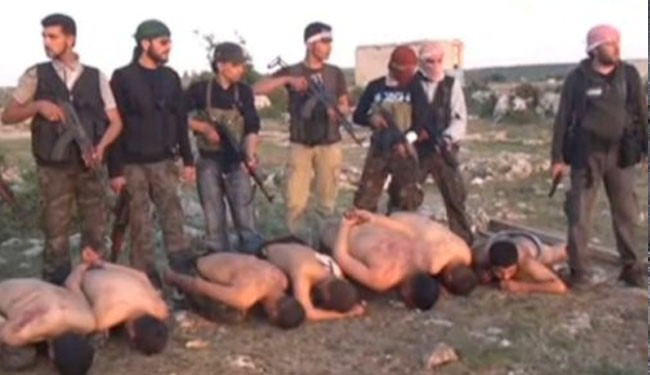 NY Times staff physically ill by Syria rebels' brutality