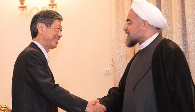 Iran, Japan can lead fight against WMDs: Rouhani