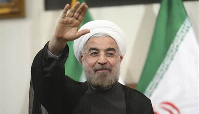 Rouhani stresses latitude to solve nuclear issue