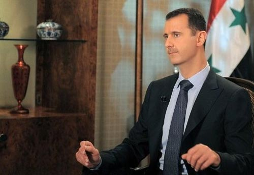 Photo of Al-Assad Challenges Obama to Provide Evidence on Chemical Weapons Use, Vows Retaliation to Strike