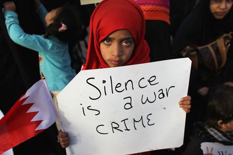 Bahrain Anti-government Protests Continue