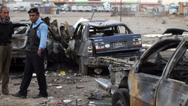 Photo of 14 killed in terrorist attacks on government buildings in Iraq's Kirkuk