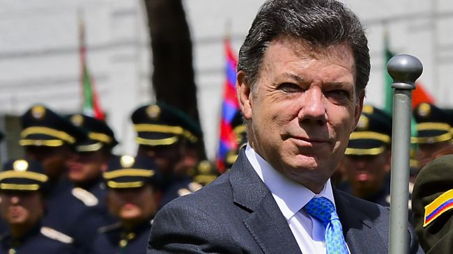 Photo of Colombia president reacts on ex-US marine issue
