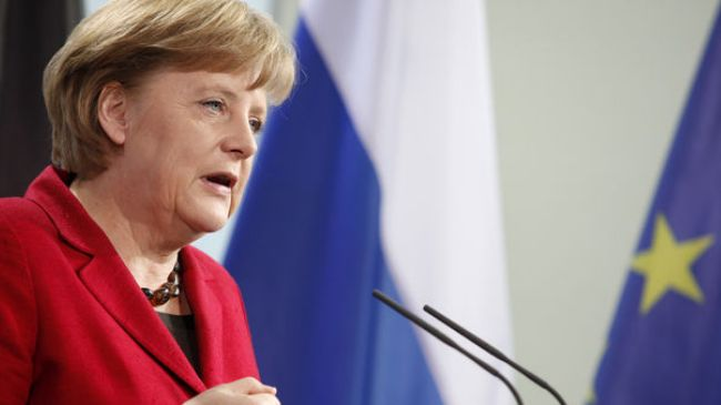 Photo of Russia, China weakening UN by opposing war: Merkel
