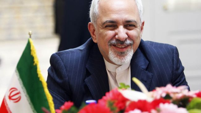 Photo of Zarif hopes for negotiated resolution of nuclear issue