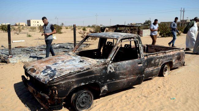 Photo of 11 killed, 17 injured in Sinai attacks