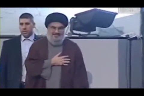 Photo of Video Clip for Resistance and Sayyed Hassan Nasrallah