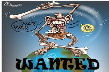 Photo of Caricature – Nobel Peace Prize 2013