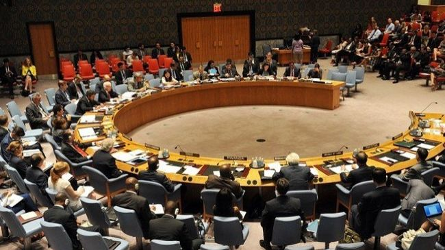 Photo of UN Security Council ambassadors meet on Syria in New York