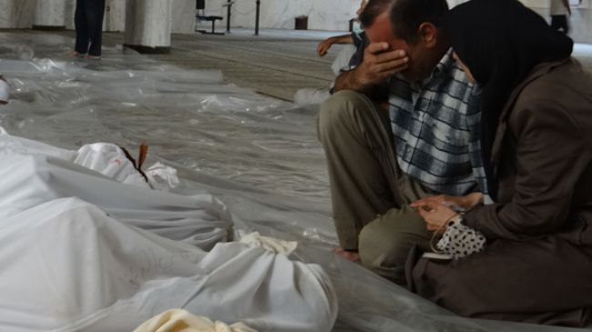 Photo of UK, US, France blame Assad forces for UN-confimred gas attacks