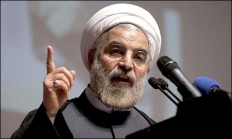Photo of Rouhani: Iran Won't Give Up One Iota of Nuclear Rights