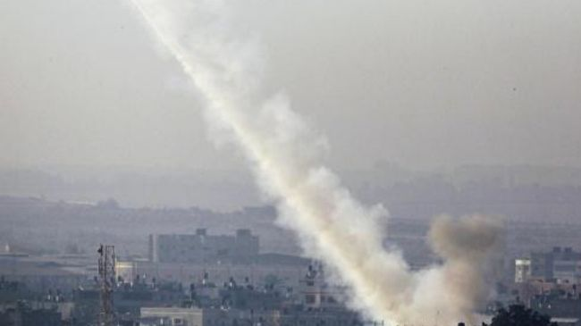 Photo of Rocket fired from Gaza hits south Israel: Zionist Army