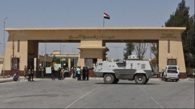 Photo of Egypt temporarily reopens Rafah border crossing