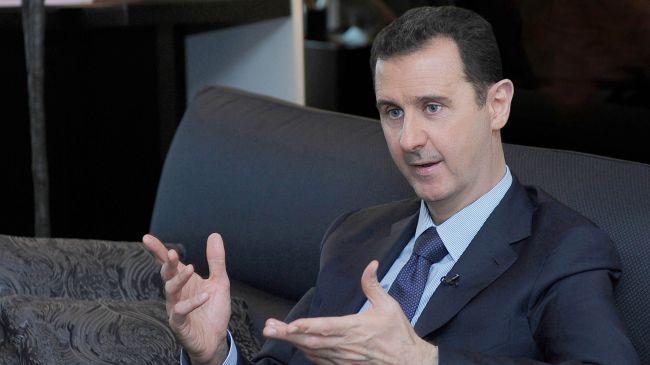 Photo of Syria under attack by al-Qaeda: Assad
