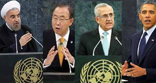 Photo of Syria Dominates UN General Assembly 68th Session