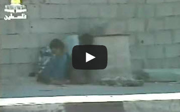 Photo of Video- The moment when Palestinian boy Mohammad al- Dorra was killed by Zionist Israel