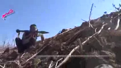 Photo of Video- A nice shot by Syrian Army's Sniper