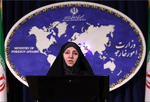Photo of Spokeswoman Deplores Turkish Deputy PM's Remarks on Iran