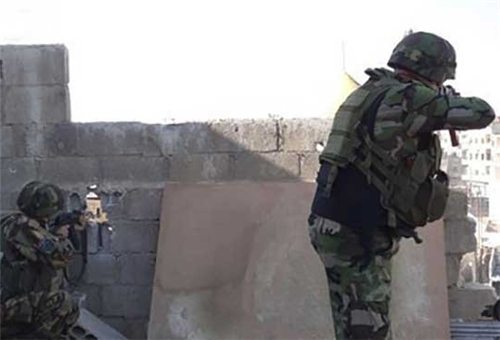 Photo of Syrian Army Inflicts Heavy Losses on Terrorists in Aleppo
