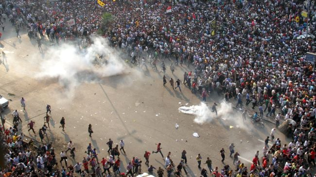 Photo of At least 28 killed in violent clashes across Egypt