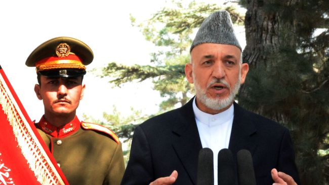 Photo of Karzai may not sign pact with US
