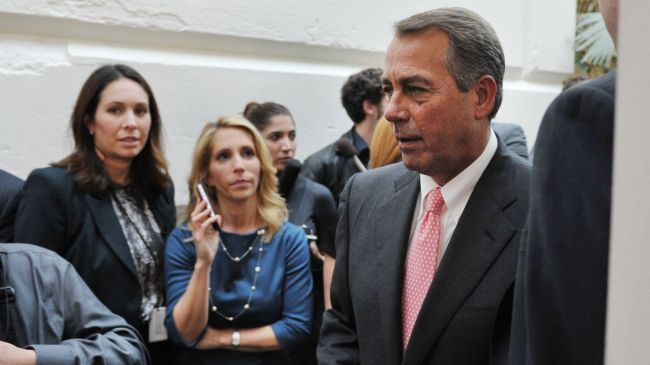 Photo of Americans blame GOP over Obama for shutdown