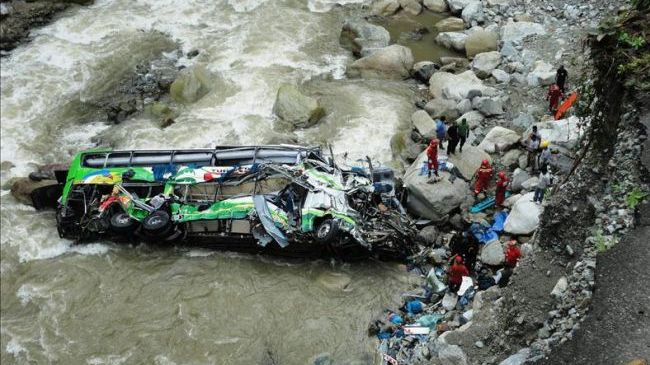 Photo of 51 killed in Peruvian truck accident