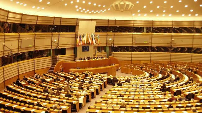 Photo of EU votes to suspend deal with US over spying scandal