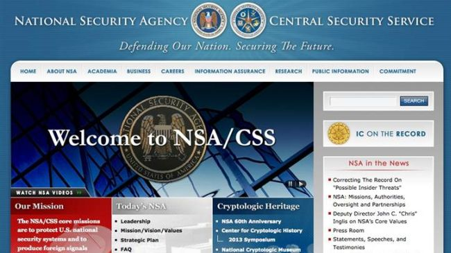Photo of Suspected cyberattack takes down NSA official website