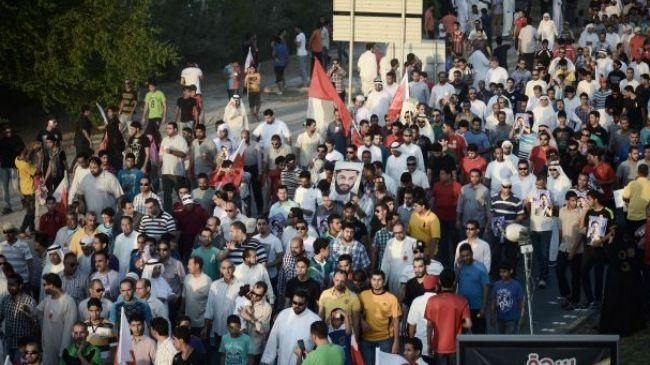 Photo of Bahrainis hold anti-regime protests