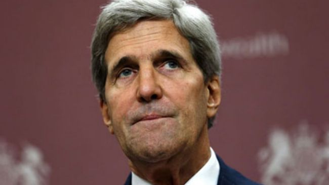 Photo of Kerry travels to Riyadh first to calm tensions