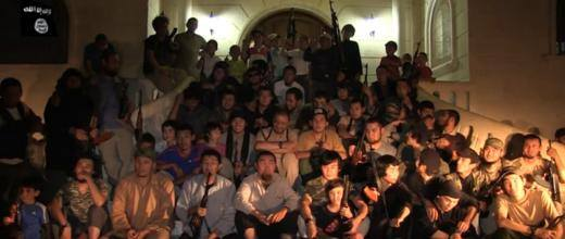 """A Kazakh family of 150 heads to Syria for """"Jihad"""""""