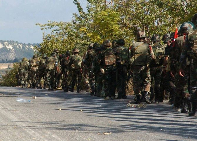 A huge number of terrorists killed in Lattakia, including leaders of ISIS-linked groups
