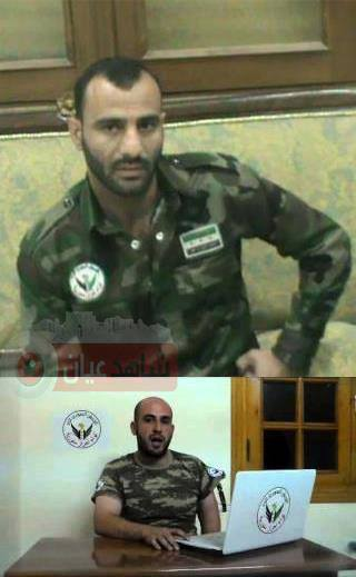 "Photo of Commander of the so-called ""Ahrar Souriya"" Brigade Ahmad Afesh deserts fighters flees to Turkey"