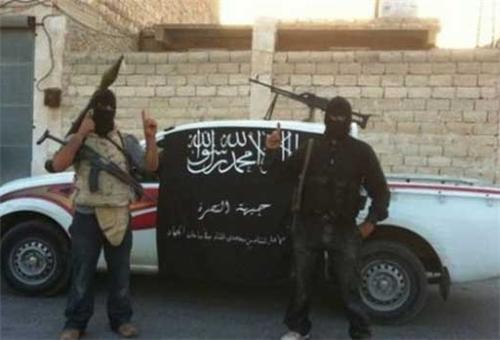 Al-Nusra Front Al-Nusra Front