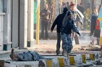 Attacks kill 16 Iraqi security forces